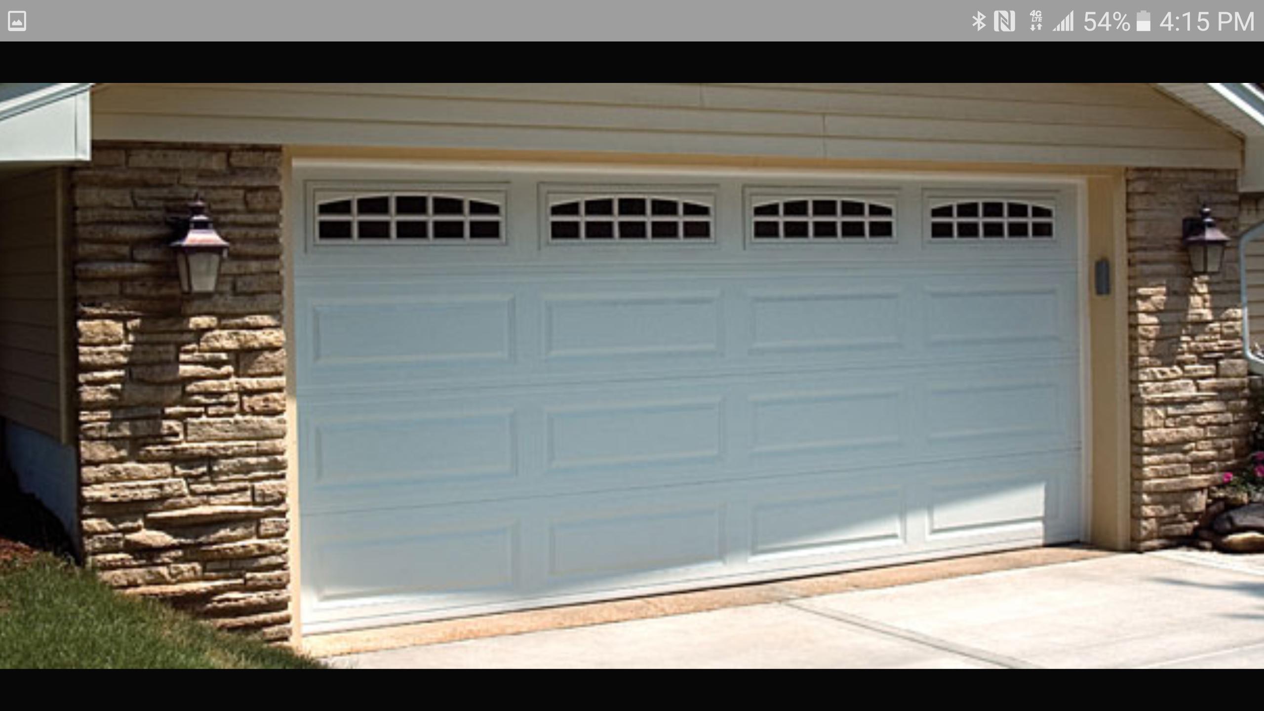 Complete garage door services fremont california garage for Garage door repair santa cruz